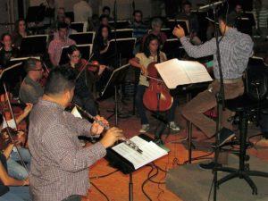 James Strauss e a Orquestra Sinfônica da Venezuela